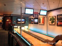 Bowling is only one of the options for fun at O'Sheehan's Neighborhood Bar & Grill