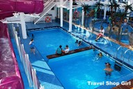 Pool in the Kids Aqua Park