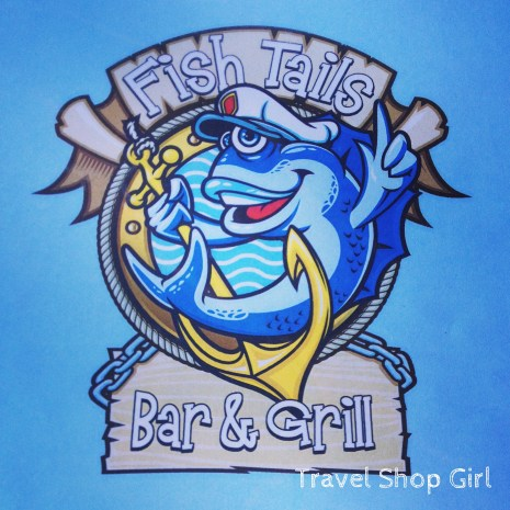 Fish Tails menu