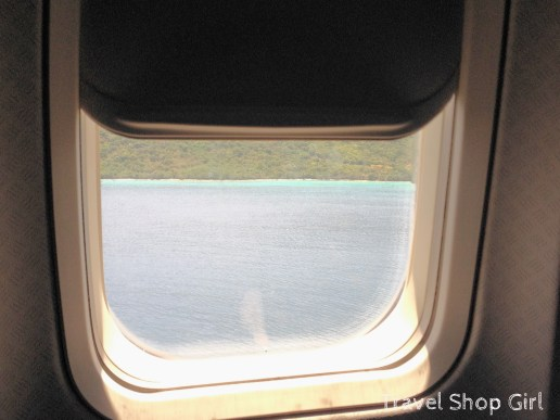 Flying into St. Thomas, USVI on American Airlines