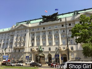 A Day of Sightseeing in Vienna
