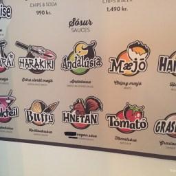 Reykjavik vegetarian restaurants