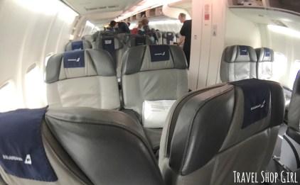 IcelandAir Economy Comfort