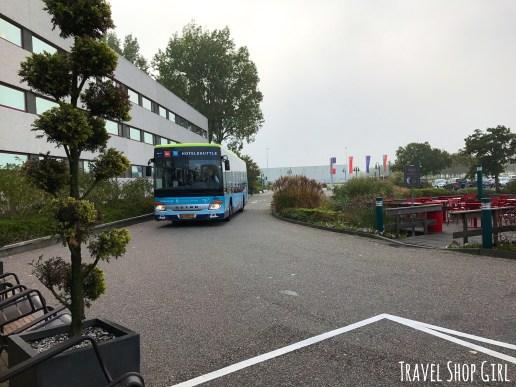 hotel near Amsterdam airport