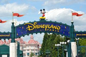 Disneyland Paris France