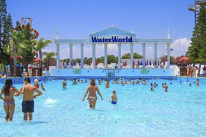 Water World, Кипр