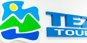 Tez Tour логотип компании