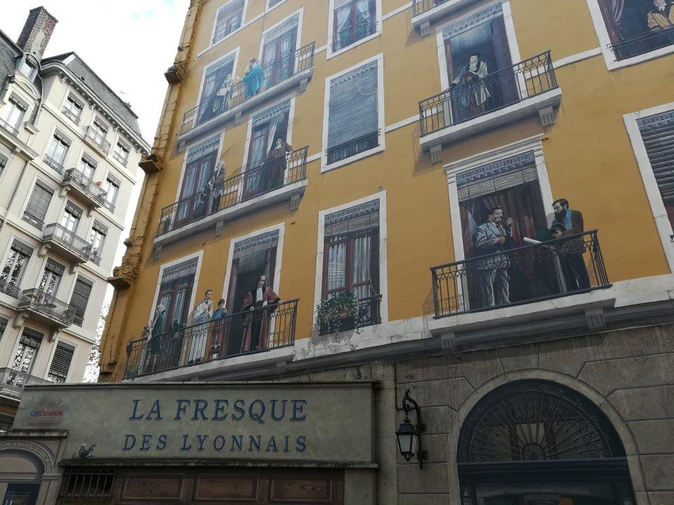 La Fresque Lyonnais
