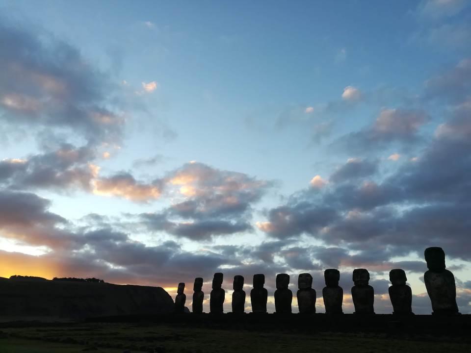 Tongariki Easter Island