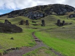 The stolen moai | Travel stories | Rapa Nui