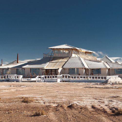 Palacio de Sal - Salar de -Bolivia-luxury hotel