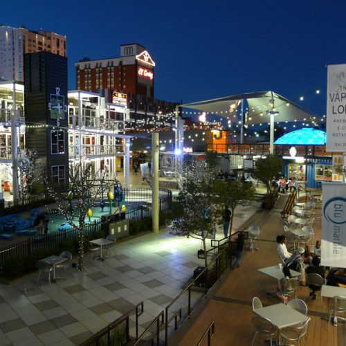 Container Park - Las Vegas -Downtown