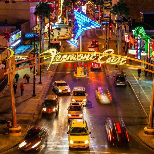 Las Vegas -Downtown