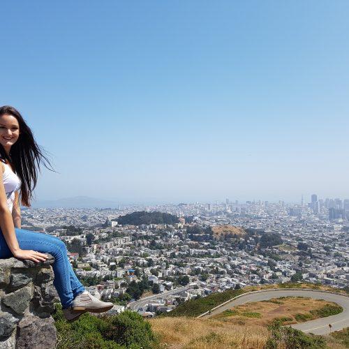 Twin Peaks - San Francisco - Lookout - California