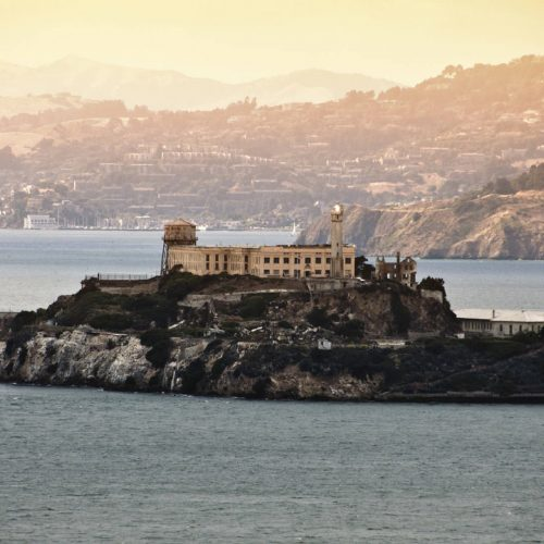 Alcatraz Prison - San Francisco - California - cell