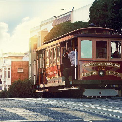 Cable Car - San Francisco - California
