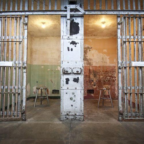 Alcatraz Prison - San Francisco - California