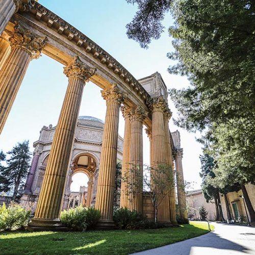 Palace of Fine Arts - San Francisco - California