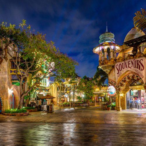 Universal's Islands of Adventures - Orlando - Florida - Theme Park