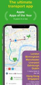 apps for travel buddies_citymapper