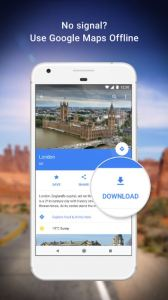 apps for travel buddies_maps