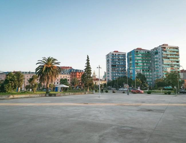 photo de titre de mon article qui parle de Batumi en Géorgie