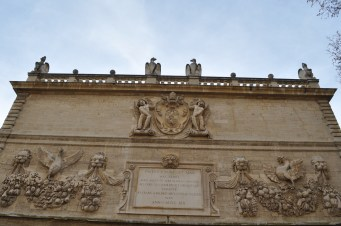 Avignon, France, angels