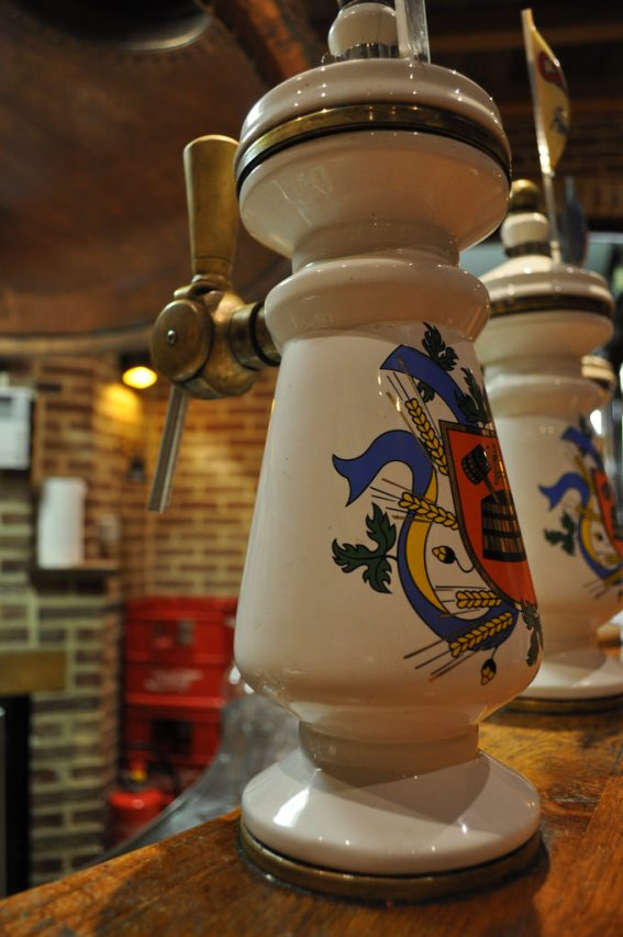 Draft, Huyghe, brewery