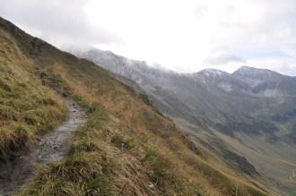 Trail, Mountains, Romania