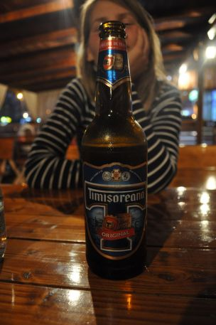Beer, Romania, Dinner