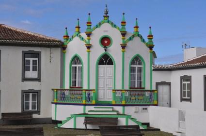 Imperio, Terceira, Chapel