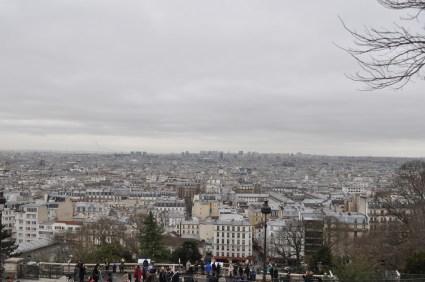 The grey blob, a.k.a Paris