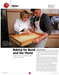 "Marda Stoliar Baking School ""Baking for Bend and the World"""