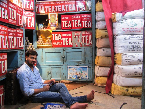 Tea Shop in Varanasi