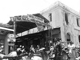 margao market - past