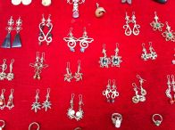 Earrings - each one unique