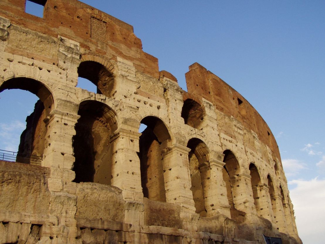 Rome-Colosseum