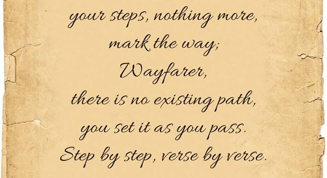 Quote-Wayfarer