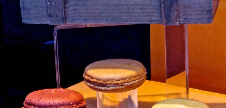 Window shopping: Paris macarons