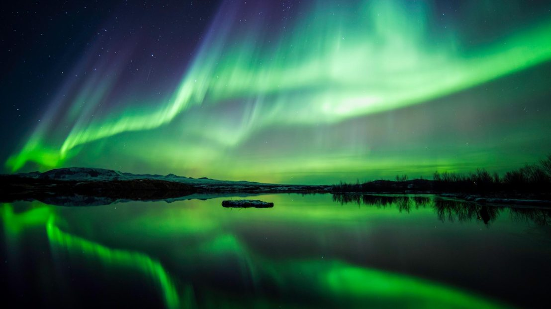Places to go-Northern Lights