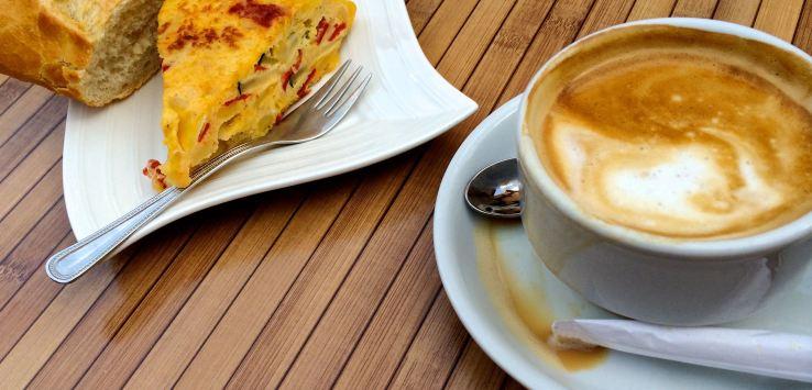 Tortilla: Classic Spanish recipe