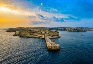 Where to go in 2018: Malta is perfectly situated in the Mediterranean...for the perfect travel destination.