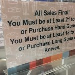 Unclaimed Baggage Center has a license to sell guns.