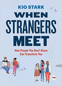 Talk to strangers? Kio Stark says YES! Just 101 pages, it's a fascinating look at the intricacies and rules of interacting with others.