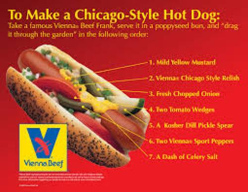 Hot dog throwdown: Here's how to make your own Chicago-Style Hot Dog!