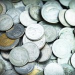 Foreign currency: What to do with the extra coins? Put it in a bowl for guests to exclaim over!