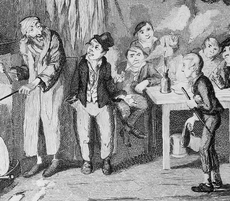 "The ""Artful Dodger"" was a skilled pickpocket in the Charles Dickens novel, Oliver Twist."