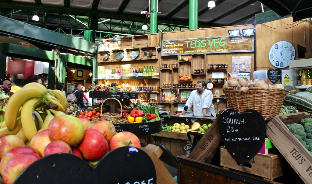 Produce, Borough Market, London