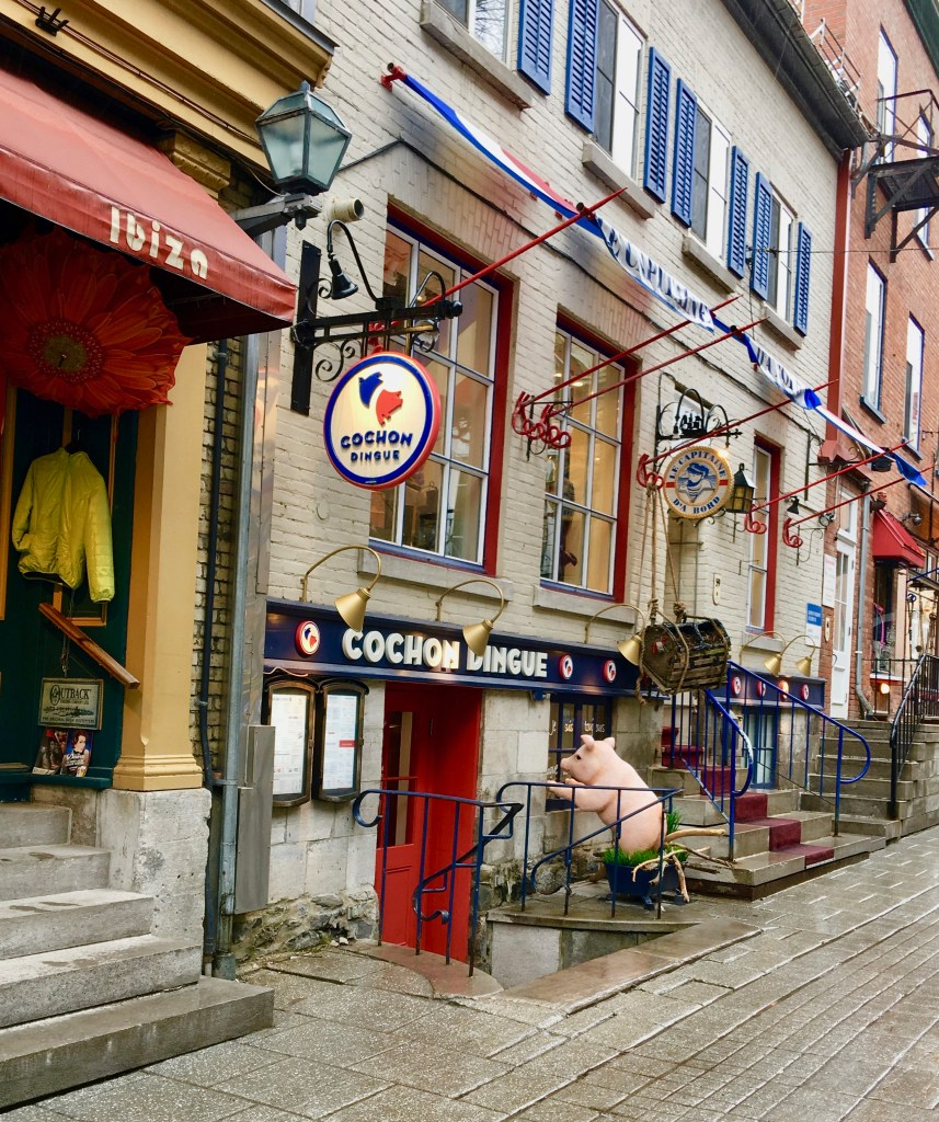 "Try to visit Quartier Petit Champlain without saying ""charming""...impossible!"