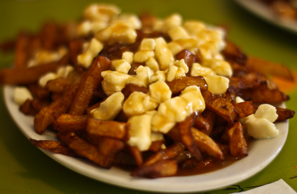 Poutine may look ordinary, but the combination of three ingredients is dazzling!
